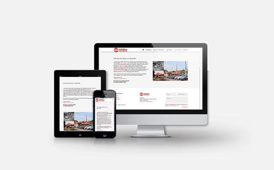 Web Visitenkarte Die Homepage Für Lokale Geschäfte